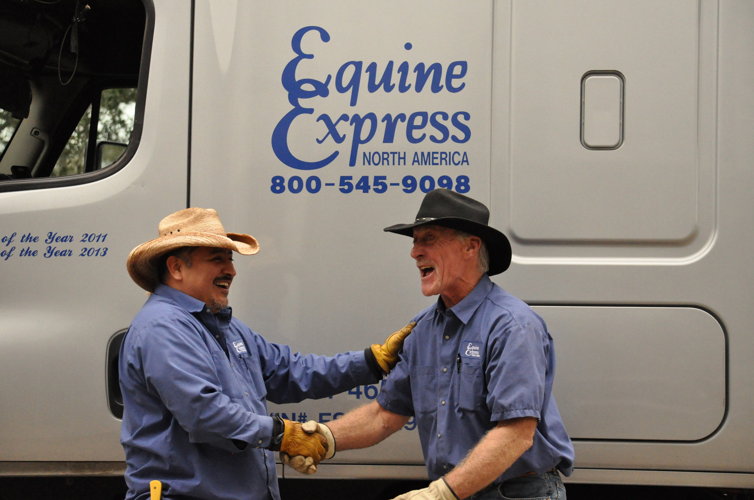 1cbe9dcd16 Horse Transportation Job Openings at Equine Express